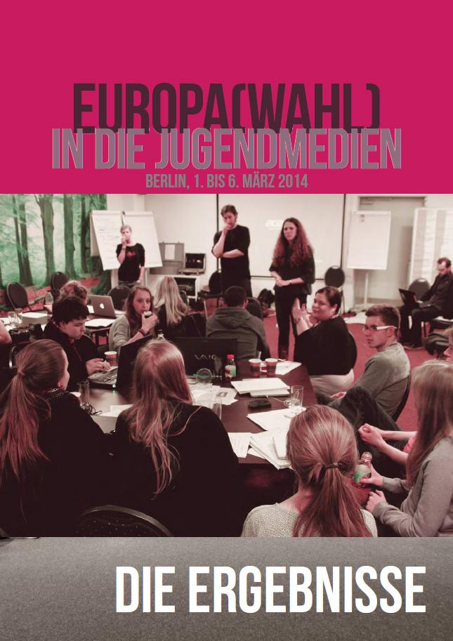 Titelseite_Europa in die Jugendmedien
