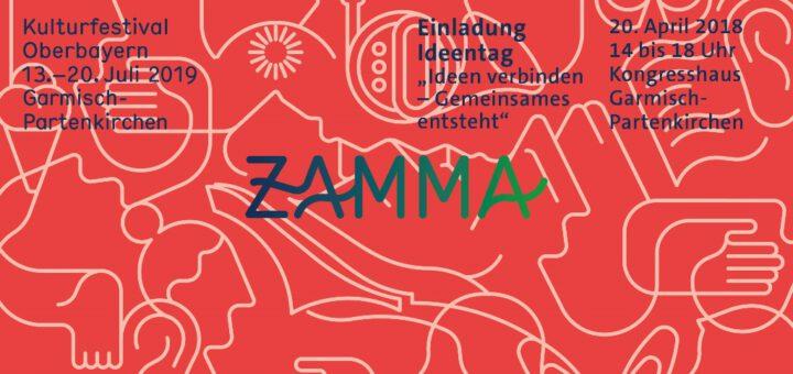ZAMMA_GAP_Einladung Ideentag