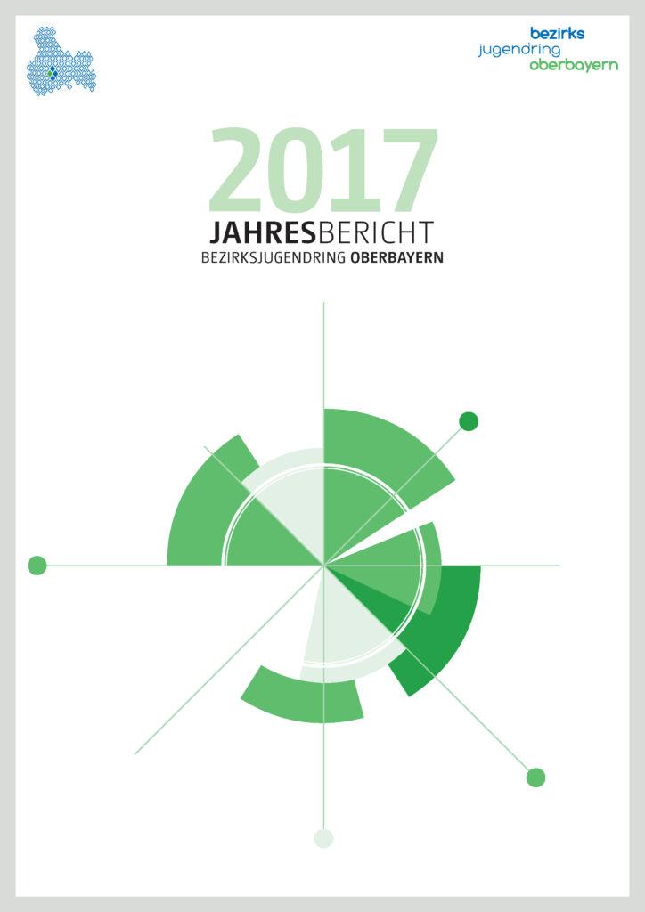 Titelblatt Jahresbericht 2017