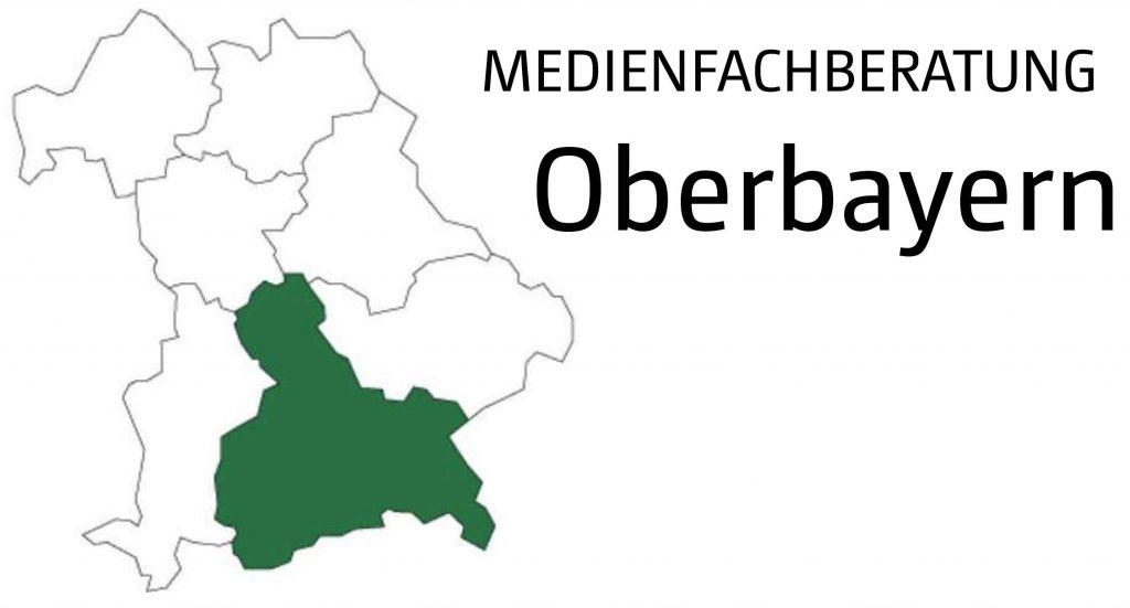 Bild verlinkt zur Homepage der Medienfachberatung Oberbayern