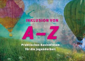 Titelblatt Inklusion A-Z