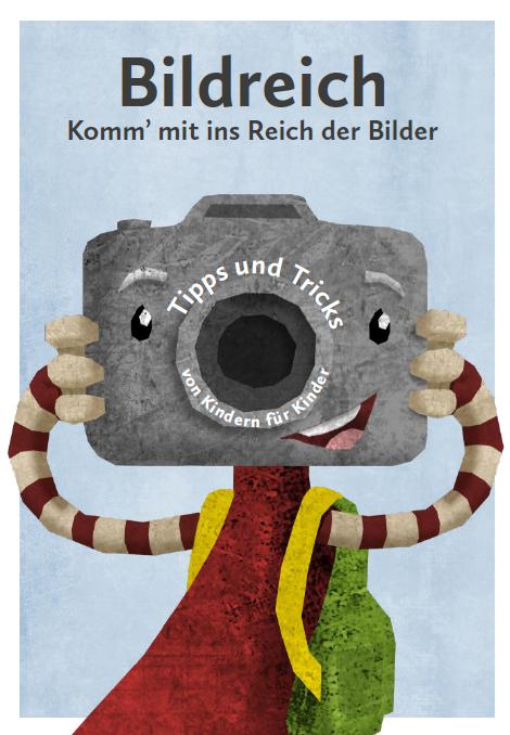 Broschüre mit hilfreichen Tipps und Tricks fürs Fotografieren