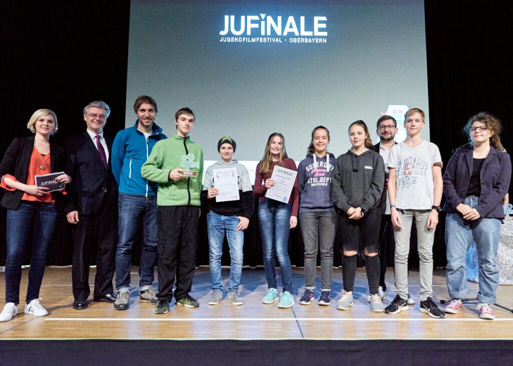 Jugendfilmpreis Kinder und Veranstalter
