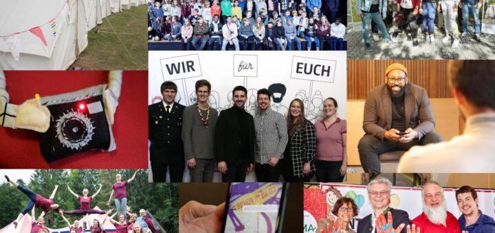 Jahresrückblick 2019 Kollage