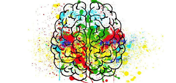 kreativer Kopf