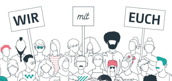 """Diversity """"Wir mit euch"""""""