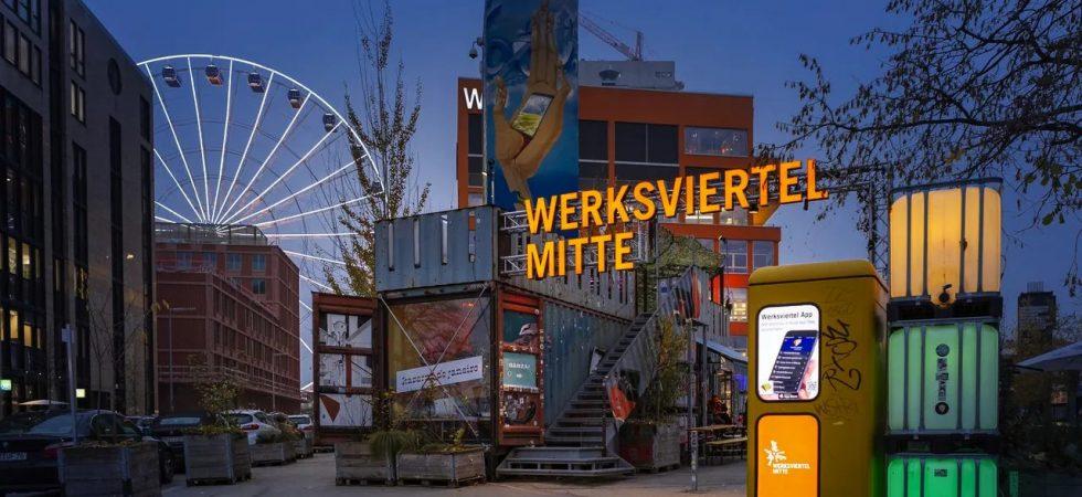 Müncher Werksviertel